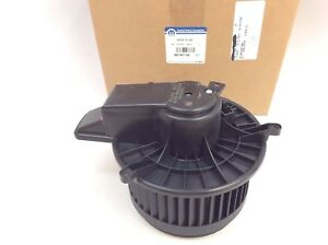 2012-2013 Jeep Grand Cherokee Heat A/C HVAC Blower Motor with Wheel new OEM