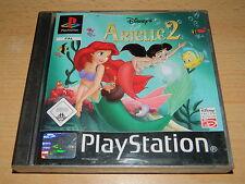 PS1 - Disney - ARIELLE 2 - Handbuch & CD in guten Zustand
