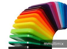 Acrylglas / Plexi Farbig 3mm - Perspex® , Zuschnitt Platten auf Maß ab 1 Euro
