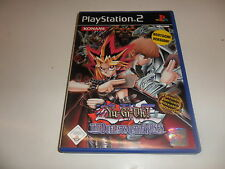 Playstation 2 ps 2 yu-gi-oh! - duelists of the roses