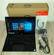 Dell Latitude 12 7275 Tablet + Keyboard LTE Version 8GB RAM 128GB SSD Win 10 Pro