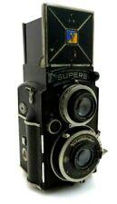 Voigtländer SUPERB TLR 1933 No 2806082 Skopar 7,5 cm f3,5 Helomar f3,5 jq084