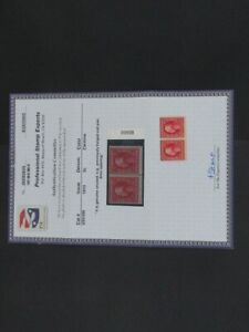 Nystamps US Stamp # 388 Mint OG $3250 Pair PSE Certificate y8xx