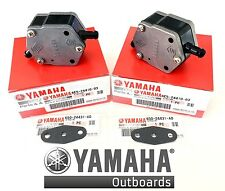 YAMAHA OUTBOARD 6E5-24410-03-00 & 650-24431-A0-00 FUEL PUMP AND GASKET (2-PACK)