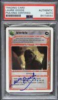 1977 Laurie Goode Star Wars Signed LE Trading Card (PSA/DNA Slabbed)