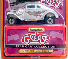 "MATCHBOX FORD hot rod ""Grease"" filmmodell"