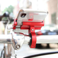 Motorcycle Bike Bicycle Handlebar Phone Mount Holder Cradle For Cell Phone