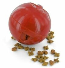MultiVet SlimCat Cat Toy Ball & Food Dispenser - Orange