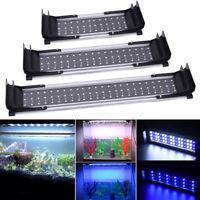 Aquarium Light for 25cm-55cm Water Tank Plant Over-Head 5050 LED Fish Tank Lamp