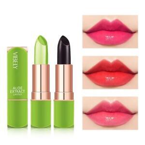 Color Changing Aloe Vera Lip Balm.