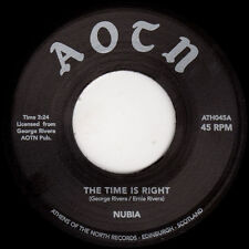 """Nubia – The Time Is Right / Feelin' Funky 7"""""""
