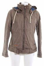 GAASTRA Steppjacke braun Casual-Look Damen Gr. DE 38 Jacke Jacket Baumwolle
