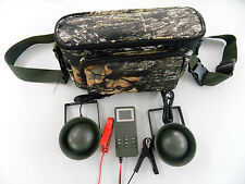 Outdoor Hunting Caller 50W 150dB Speaker Player Bird Decoy Caller With Timer