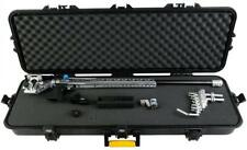 "Lock Plano Gun Case 42"" Tactical Rifle Storage Travel Dri-Loc Waterproof Box"