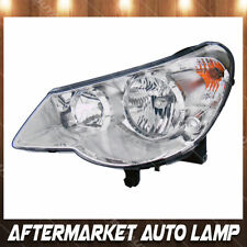 Left Driver Side Head Lamp Headlight For 2007-2010 Chrysler Sebring