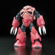 GUNDAM - MSM-07S Z'Gok Char's Custom Type RG 1/144 Real Grade Model Kit - Nuovo