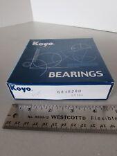 New Koyo 68182RU Double Sealed Non-Contact Ball Bearing 630552rsc3 Japan S1106