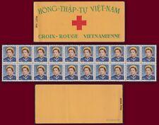 VIETNAM EMPIRE N°17** Carnet 20 timbres 1952 C:160€, Cf description, B1 booklet