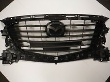 MAZDA 3 2009-2011 NEW FRONT CENTER BUMPER RADIATOR GRILL GRILLE 8CW8501T1C