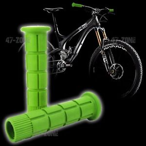 2x BMX MTB Bike Bicycle Handle Bar Grip Non Slip OE Style Soft Rubber Covers
