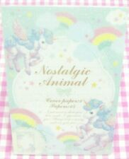 Y.MAIL / Nostalgic Animal Unicorn Letter Pad / Made in Japan Stationery
