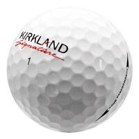 120 Kirkland Signature Good Quality AAA Recycled Used Golf Balls
