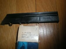 NOS 1967 - 1970 FORD GALAXIE DEFROSTER VENT DEFLECTOR