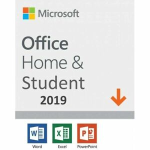 Microsoft Office 2019 Home And Student Windows PC Lifetime