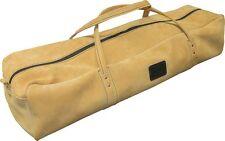 """Cuero Gamuza Carpintero Carpintería bolsa de herramientas de 30 """"bolsa de viaje-Connell de Sheffield"""