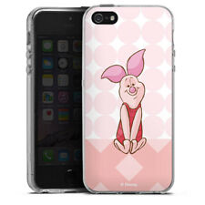Apple iPhone 5 Silikon Hülle Case - Piglet