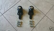 JAGUAR X TYPE 2 5  01-0 TWO FRONT LOWER BOTTOM BALL JOINTS BOLTS FITS RH & LH