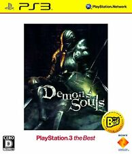 UsedGame PS3 Demon's Souls PlayStation3 the Best [Japan Import] FreeShipping