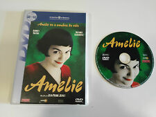 AMELIE DVD AUDREY TAUTOU JEAN-PIERRE JEUNET MANGA FILMS VERTIGO