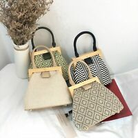 New Women Purse Crossbody Hand Shoulder Bag Satchel Small Clamp  Stylish