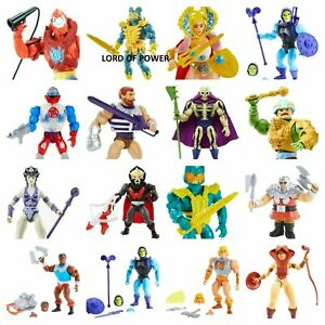 Masters of the Universe Origins 5.5-in ALL Action Figures MOTU *Shipped in Box*