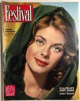 #31 Revue Hebdomadaire Festival Michèle Girardon N671 de 1962