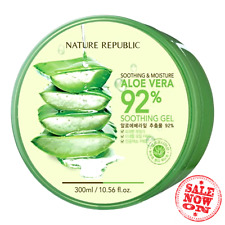 Natural Republic Aloe Vera Gel, 300ml, 10.56 Fluid Ounce Beauty & Personal Care