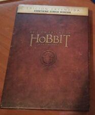 El hobbit  Un Viaje Inesperado Edición Extendida COLECCIONISTAS AUDIO CASTELLANO