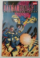 BATMAN PUNISHER - DC & MARVEL CROSSOVER - 1994