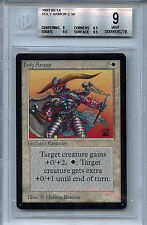 MTG Beta Holy Armor  BGS 9.0 (9) Mint Card Magic the Gathering WOTC 6278