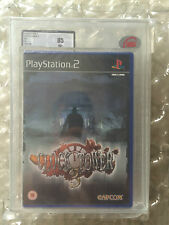 FACTORY SEALED CLOCK TOWER 3 FOR PS2 PLAYSTATION 2 UKG/ VGA GRADED 85