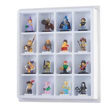 Minifigure Display Case. Mr Gold, Star Wars, Lego Series, Ninjago, Iron Man