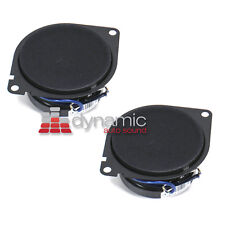 """PowerBass S-275CF 2-3/4"""" OEM Factory Replacement Speakers for Chrysler Vehicles"""