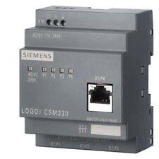 6gk7177-1fa10-0aa0 Siemens LOGO! CSM 230 Compact Switch modulo collegamento al logo