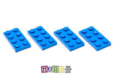 Job Lot Pack of 4 New Lego 3020 2x4 Plate 302023