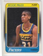 1988/89 FLEER REGGIE MILLER RC ROOKIE CARD #57