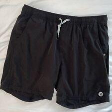 VUORI Kore XL BLACK Men's Lined GYM Shorts RUNNING