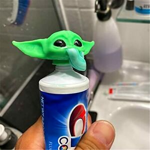 Baby Y0da Toothpaste Vomit Dispenser *MADE IN USA* *3D PRINTED*New 2021