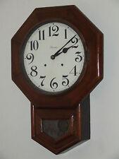 Reloj regulador antiguo
