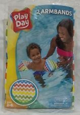 Kids Pool Floats Armbands by Play Day - Ages 3-6 Free Shipping!